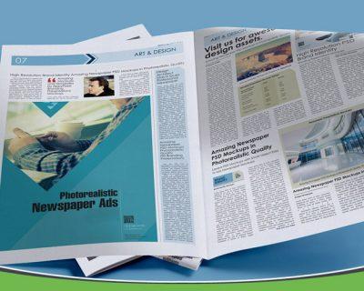 صفحهآرایی و گرافیک مطبوعاتی
