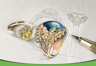 طراحی طلا و جواهرات مقدماتی – Matrix و Rhino
