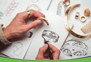 طراحی طلا و جواهرات پیشرفته – Matrix و Rhino