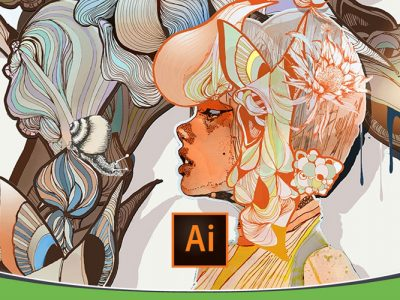 ایلاستریتور پیشرفته Adobe Illustrator