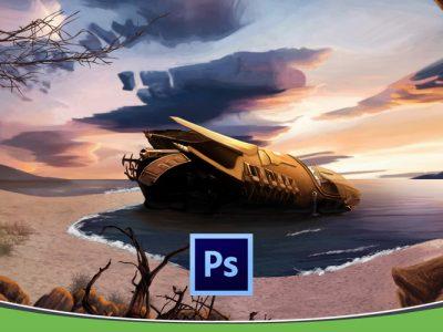 فتوشاپ مقدماتی Adobe Photoshop