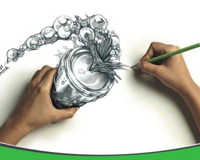 تصویرسازی در نشریات – تبلیغات – گرافیک و جراید