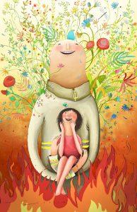 تصویرسازی کتاب کودکان