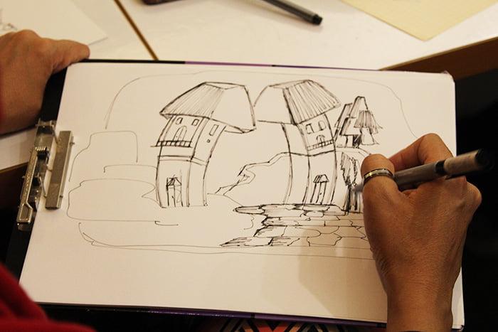 دوره-جامع-تصویرسازی-مدرسه-ایده-