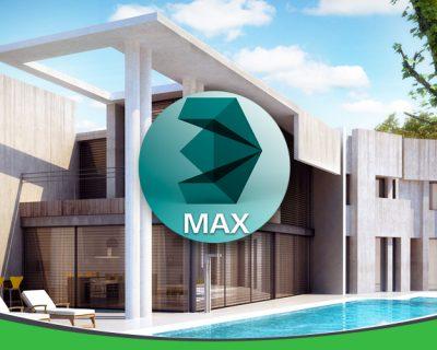 ۳D Max-V-Ray