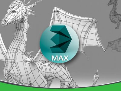 ۳d max modeling
