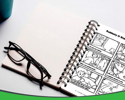 طراحی استوری بورد – story board