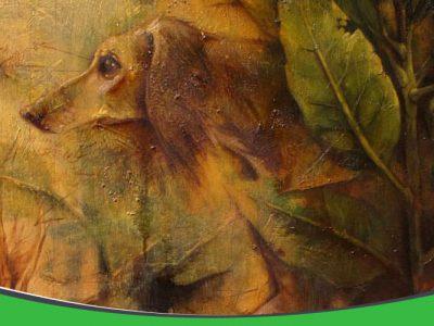 کارگاه نقاشی طبیعت بیجان رنگ روغن و اکریلیک