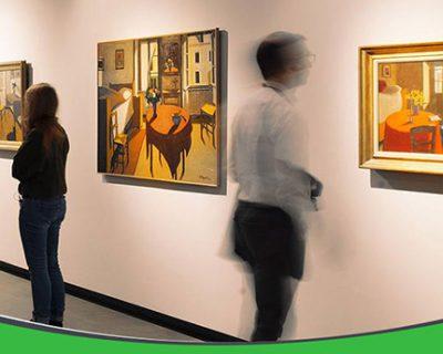 گالری داری و مجموعه گردانی – دوره نظری