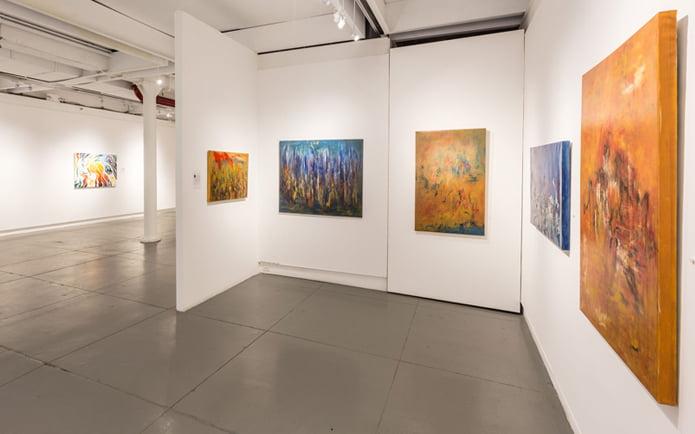 نمایشگاه-گردانی-آموزشگاه-هنری-اید-ه