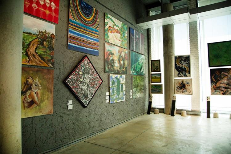 نمایشگاه-نقاشی-ایده-در-دیدی-سنتر-