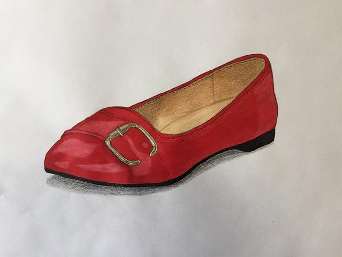 دوره طراحی کیف و کفش
