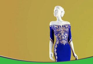 طراحی لباس در نرم افزار Marvelous
