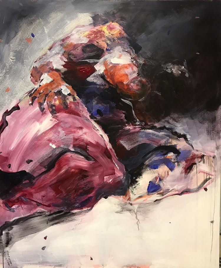 نمایشگاه نقاشی مریم مقدم