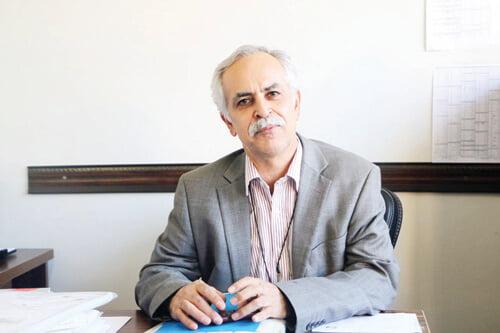 تصویر دکتر حسین علی افخمی