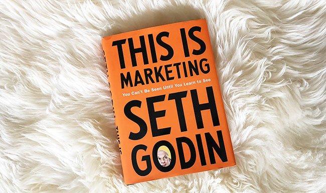 تصویر کتاب این بازاریابی است