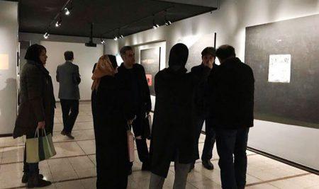 نمایشگاه نیمه تاریک مدرنیته در گالری ایده
