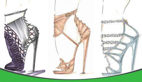 طراحی کیف و کفش پیشرفته
