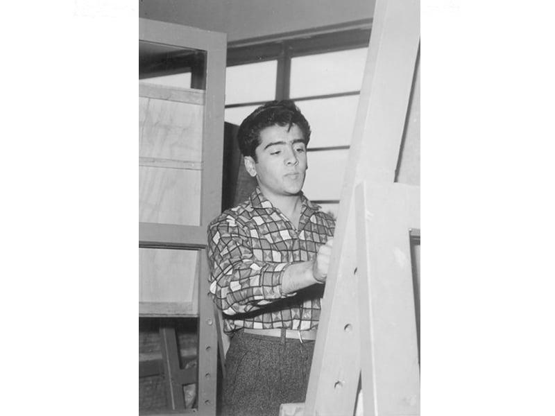 قباد شیوا گرافیست