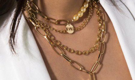 معرفی انواع گردنبند در طراحی جواهرات