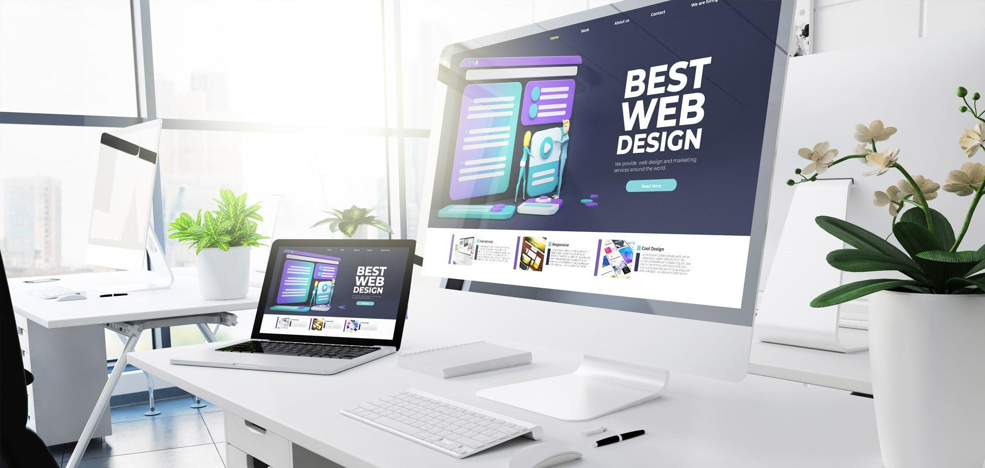 دوره طراحی وب سایت